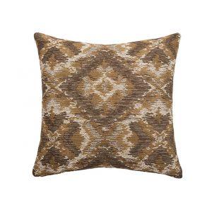 AICO by Michael Amini - 056 Arizona Natural 22in Square Pillow - BCS-DP22-ARZNA-NAT
