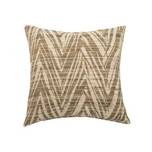 AICO by Michael Amini - 084 Cosmo Natural 22in Square Pillow - BCS-DP22-COSMO-NAT