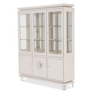 AICO by Michael Amini - Glimmering Heights China/Buffet in Ivory Complete