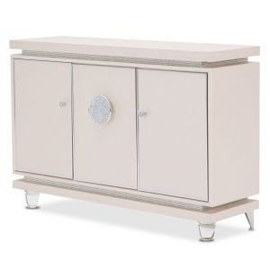 AICO by Michael Amini - Glimmering Heights Sideboard in Ivory - 9011007-111