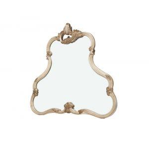 AICO by Michael Amini - Platine de Royale Dresser Mirror in Champagne - N09060-201