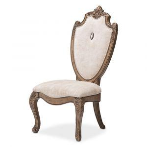 AICO by Michael Amini - Villa di Como Side Chair in Heritage - 9053003-207