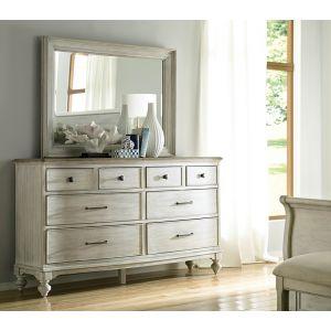 American Drew - Litchfield Dresser and Mirror - 750-040_130