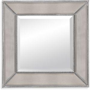 Bassett Mirror - Beaded Wall Mirror - M3592BEC