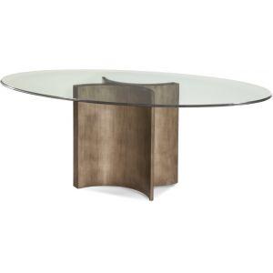Bassett Mirror - Symmetry Dining Table - 2914-700-926EC