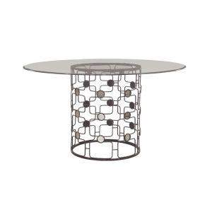 Bassett Mirror - Velde Round Dining Table - 3373-700-070