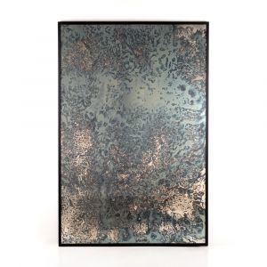 Four Hands - Acid Wash Floor Mirror - Iron Matte Black - 224750-001