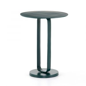 Four Hands - Douglas End Table - Dark Teal - 106551-007