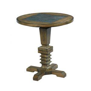 Hammary - Elm Ridge Round Accent Table  - 504-916