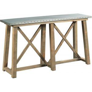 Hammary - Junction Truss Sofa Table - 710-925