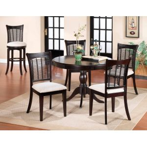 Hillsdale - Bayberry 5-Piece Round Dining Set   - 4783DTBCRND