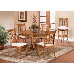 Hillsdale - Bayberry 5-Piece Round Dining Set   - 4766DTBCRND