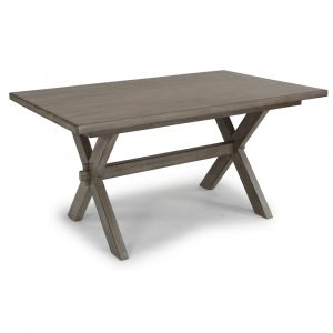 Homestyles - Mountain Lodge Gray Dining Table - 5525-31