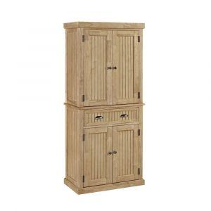 Homestyles Furniture - Nantucket Brown Pantry - 5055-69
