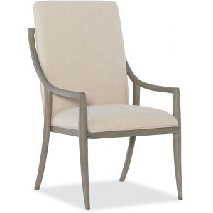 Hooker Furniture - Affinity Host Chair - 6050-75500-GRY