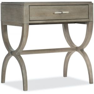Hooker Furniture - Affinity Leg Nightstand - 6050-90015-GRY