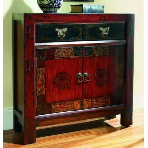 Hooker Furniture - Asian Two-Door/One-Drawer Hall Chest - 500-50-645
