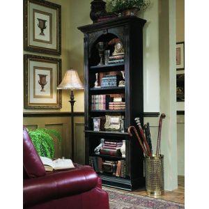 Hooker Furniture - Black Bookcase - 500-50-385