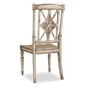 Hooker Furniture - Chatelet Fretback Side Chair - 5351-75310