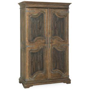Hooker Furniture - Hill Country Lakehills Wardrobe - 5960-90013-MULTI