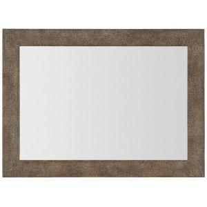 Hooker Furniture - Miramar Point Reyes Costa Mesa Leather Mirror - 6201-90004-MULTI - CLOSEOUT