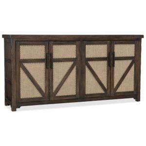 Hooker Furniture - Roslyn County Buffet - 1618-75900-DKW