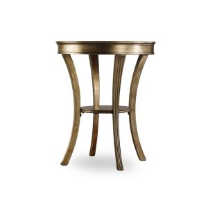 Hooker Furniture - Sanctuary Round Mirrored Accent Table - Visage - 3014-50001