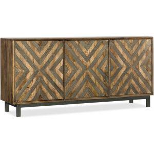 Hooker Furniture - Serramonte 69in Entertainment/Accent Console - 5649-55469-MWD