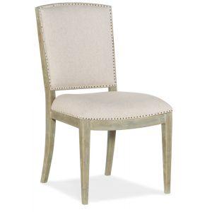 Hooker Furniture - Surfrider Carved Back Side Chair - Set of 2 - 6015-75411-80