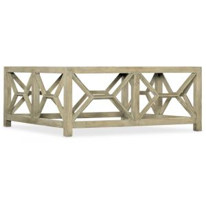 Hooker Furniture - Surfrider Square Cocktail Table - 6015-80111-80