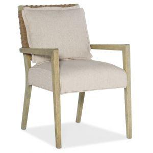Hooker Furniture - Surfrider Woven Back Arm Chair - Set of 2 - 6015-75301-80