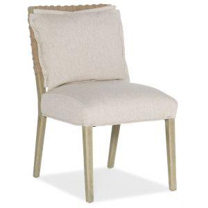 Hooker Furniture - Surfrider Woven Back Side Chair - Set of 2 - 6015-75311-80