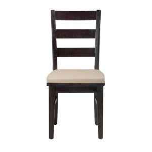 Jofran - Prospect Creek Pine Three Rung Ladderback Chair (Set of 2) - 257-538KD