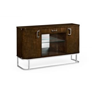 Jonathan Charles Fine Furniture - Assorted American Walnut Buffet Cabinet - 491121-AMW