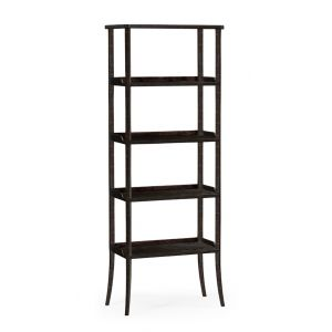 Jonathan Charles Fine Furniture - Casually Country Four-Tier Etagere in Dark Ale - 491100-PDA