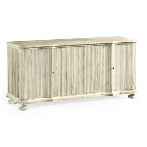 Jonathan Charles Fine Furniture - William Yeoward Country House Chic Belleville Washed Acacia Buffet - 530127-WAA