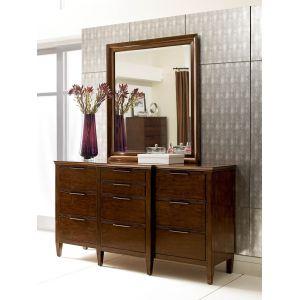 Kincaid Furniture - Elise Bristow Dresser and Mirror - 77-160_114