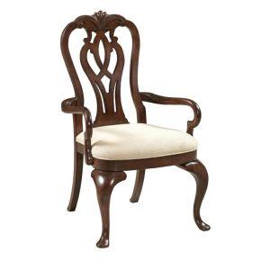 Kincaid Furniture - Hadleigh Queen Anne Arm Chair - 607-637