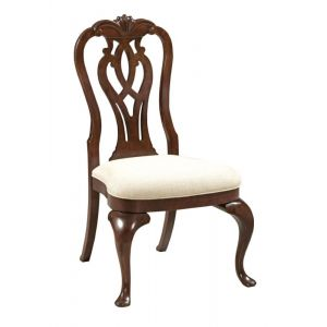 Kincaid Furniture - Hadleigh Queen Anne Side Chair - 607-636
