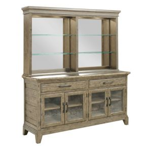 Kincaid Furniture - Plank Road Rockland Buffet - Complete - 706-857SP