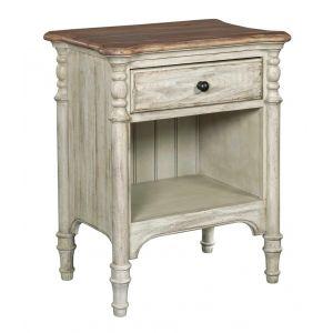 Kincaid Furniture - Weatherford Cornsilk Open Nightstand - 75-143