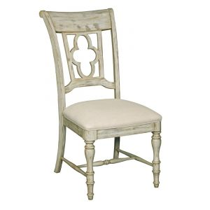 Kincaid Furniture - Weatherford Cornsilk Side Chair - 75-061