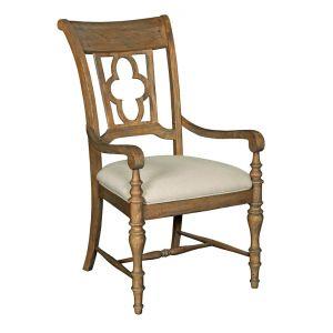 Kincaid Furniture - Weatherford Heather Arm Chair - 76-062