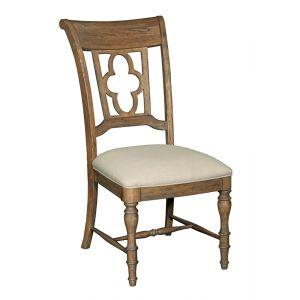 Kincaid Furniture - Weatherford Heather Side Chair - 76-061