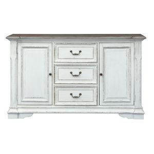 Liberty Furniture - Abbey Park Buffet - 520-CB6640