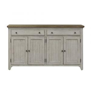 Liberty Furniture - Farmhouse Reimagined Server - 652-SR6838