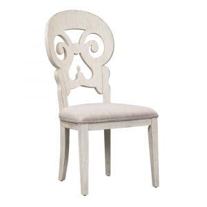 Liberty Furniture - Farmhouse Reimagined Splat Back Side Chair (RTA) (Set of 2) - 652-C6501S
