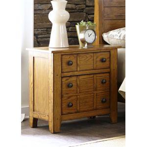 Liberty Furniture - Grandpas Cabin Drawer Night Stand - 175-BR61