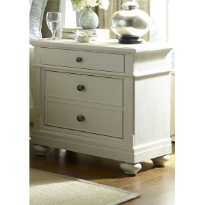 Liberty Furniture - Harbor View II 2 Drawer Night Stand - 631-BR61
