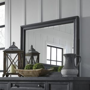 Liberty Furniture - Harvest Home Mirror - 879-BR51